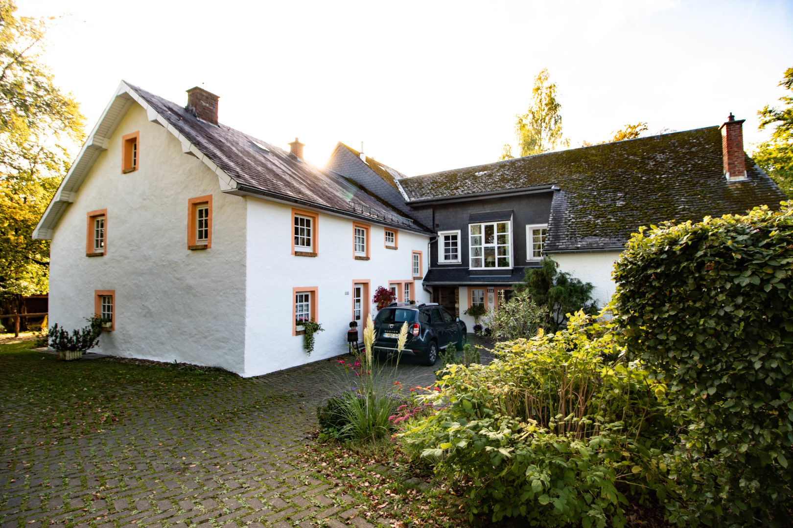 Maison à Hünningen